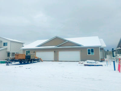 Flathead County Multi Family Home For Sale: 26 & 28 Empire Loop