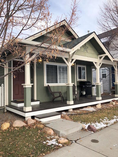 Missoula Single Family Home For Sale: 4677 Adalaide Lane