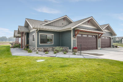 Missoula Single Family Home For Sale: 4116b Concord Drive