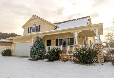 Missoula Single Family Home For Sale: 3837 Saxony Place