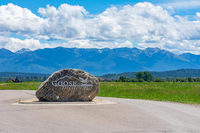 Kalispell Residential Lots & Land For Sale: 3 Goose Lane