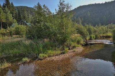 Trout Creek Single Family Home For Sale: 14,  16 Larch Creek Lane
