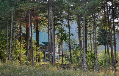 Sanders County Single Family Home For Sale: 14 Larch Creek Lane