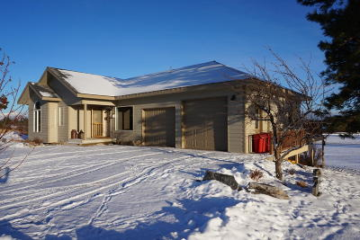 Kalispell Single Family Home For Sale: 2850 Whitefish Stage Road