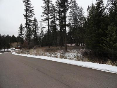 Bigfork Residential Lots & Land Under Contract Taking Back-Up : 185 Bear Hollow Drive