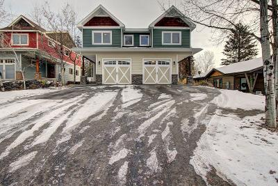 Whitefish Single Family Home Under Contract Taking Back-Up : 417 Colorado Avenue