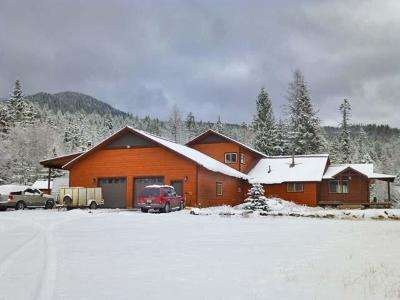 Kalispell Single Family Home For Sale: 2069 Foothill Road
