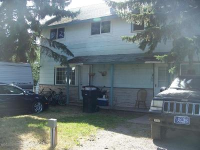 Flathead County Multi Family Home For Sale: 156/158 Lawrence Lane