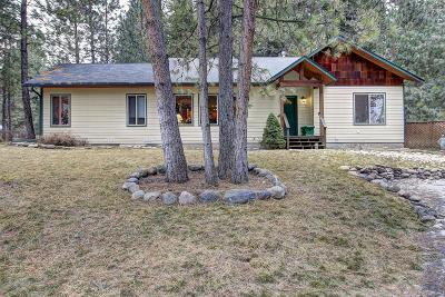 Bigfork Single Family Home For Sale: 307 Peaceful Drive