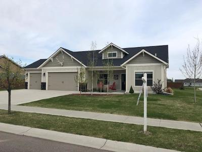 Flathead County Single Family Home For Sale: 126 East Swift Creek Way