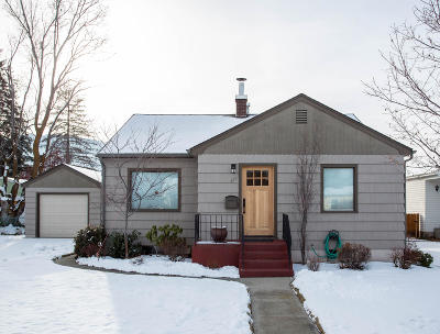 Missoula Single Family Home For Sale: 621 Livingston Avenue
