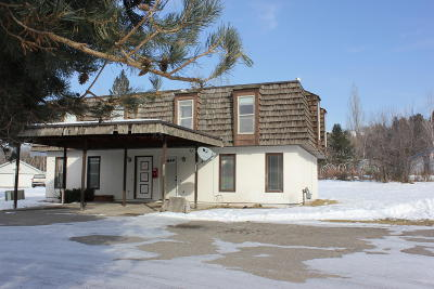 Missoula Single Family Home For Sale: 1382 Dickinson Street