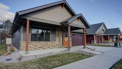 Missoula Single Family Home For Sale: 2354 38th Street