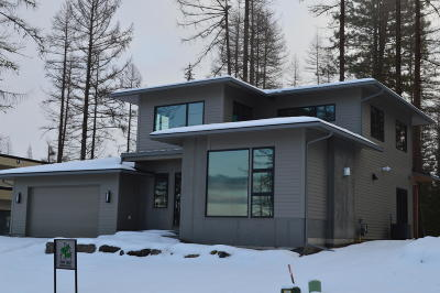 Whitefish Single Family Home For Sale: 51 Ponderosa Court