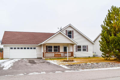 Flathead County Single Family Home For Sale: 154 River Place