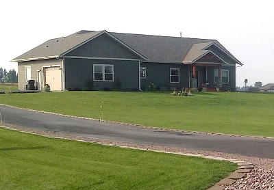 Flathead County Single Family Home For Sale: 1182 Victory Lane