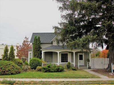Missoula Single Family Home For Sale: 821 South Orange Street
