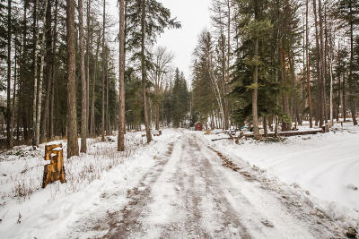 Flathead County Residential Lots & Land For Sale: 190 Rocky Lane