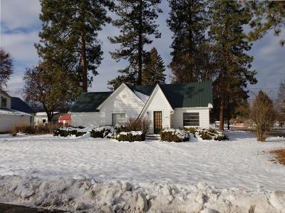 Lincoln County Single Family Home Under Contract Taking Back-Up : 1004 Mineral Avenue
