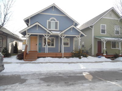 Missoula Single Family Home For Sale: 4427 Martindale Way