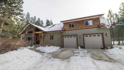 Lolo Single Family Home Under Contract Taking Back-Up : 10758 Sleeman Creek Road