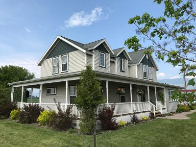 Kalispell Single Family Home For Sale: 2260 Helena Flats Road