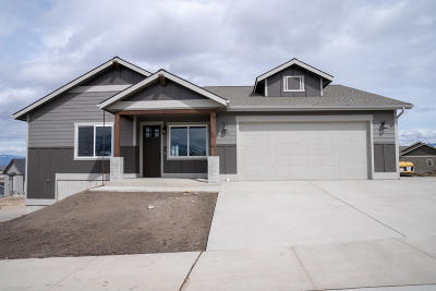 Missoula MT Single Family Home For Sale: $529,900