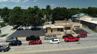 Flathead County Commercial Lease For Lease: East Idaho Street