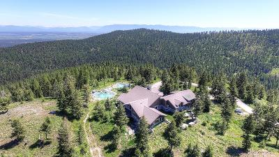 Flathead County Single Family Home For Sale: 1670 Sherman Road