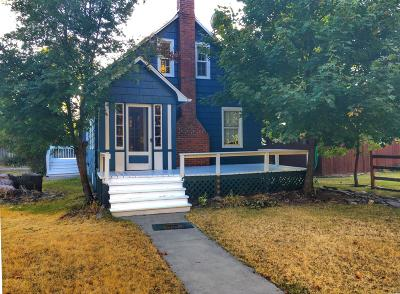 Lincoln County Single Family Home Under Contract Taking Back-Up : 1009 Louisiana Avenue