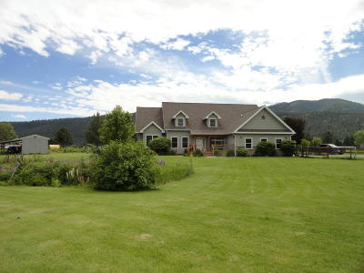 Missoula MT Single Family Home For Sale: $564,900