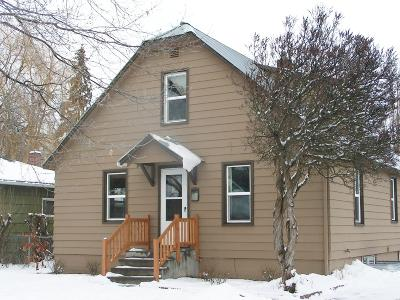 Kalispell Single Family Home For Sale: 1035 5th Street West