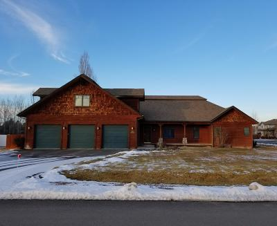 Kalispell Single Family Home For Sale: 101 Essex Place