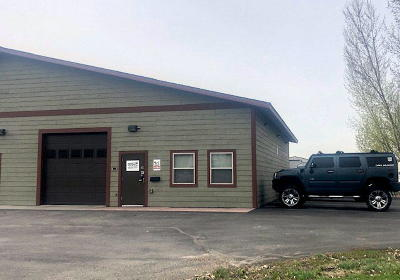 Flathead County Commercial For Sale: 102 Cooperative Way