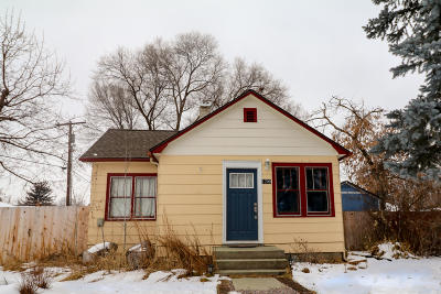 Missoula MT Single Family Home For Sale: $205,000