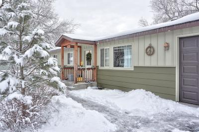 Missoula MT Single Family Home For Sale: $272,000
