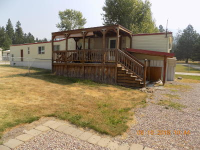 Polson Single Family Home For Sale: 34593 Mt Hwy 35