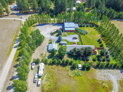 Flathead County Multi Family Home For Sale: 300 Jay Hawk Lane