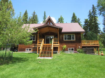 Kila Single Family Home For Sale: 205 Bales Creek Trail