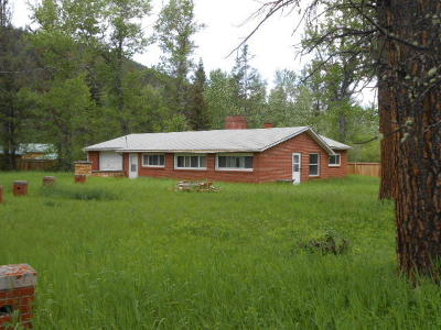 Monarch Single Family Home For Sale: 4876 U.s. Hwy 89