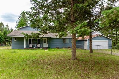 Columbia Falls Single Family Home For Sale: 1235 14th Street East North