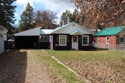 Lincoln County Single Family Home For Sale: 1320 Main Avenue
