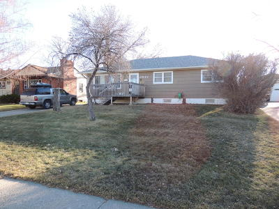 Great Falls Single Family Home Under Contract Taking Back-Up : 3642 5th Avenue South
