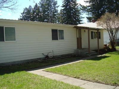 Columbia Falls, Hungry Horse, Martin City, Coram Single Family Home For Sale: 224 7th Street West