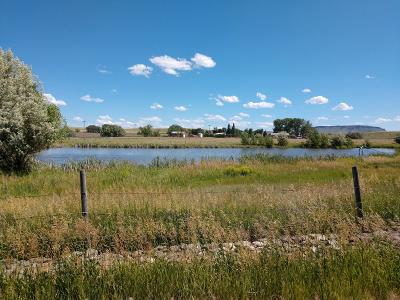 Fort Shaw, Simms, Sun River, Augusta, Brady, Conrad, Dupuyer, Valier, Bynum, Choteau, Dutton, Fairfield, Power Single Family Home For Sale: 14 North Birdtail Road