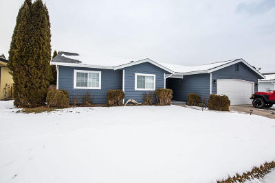 Kalispell Single Family Home For Sale: 1839 North Belmar Drive