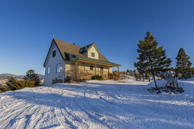 Helena Single Family Home For Sale: 3555 Countryside Road