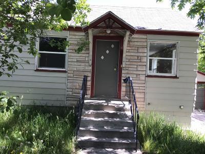 Helena Single Family Home For Sale: 418 5th Avenue