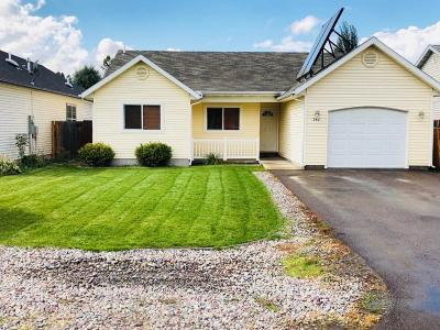 Kalispell Single Family Home For Sale: 242 Cooperative Way