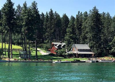 Lake County Single Family Home Under Contract Taking Back-Up : 31542 North Finley Point Road